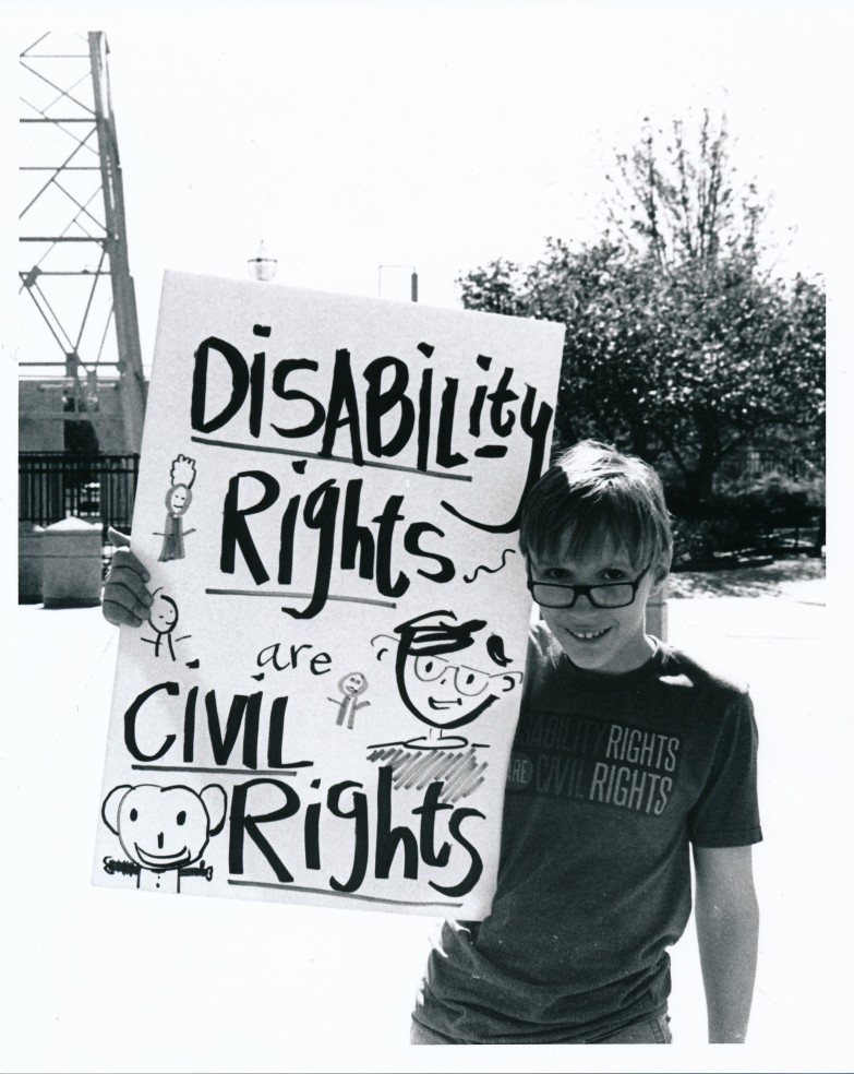 """""""Disability Rights"""""""